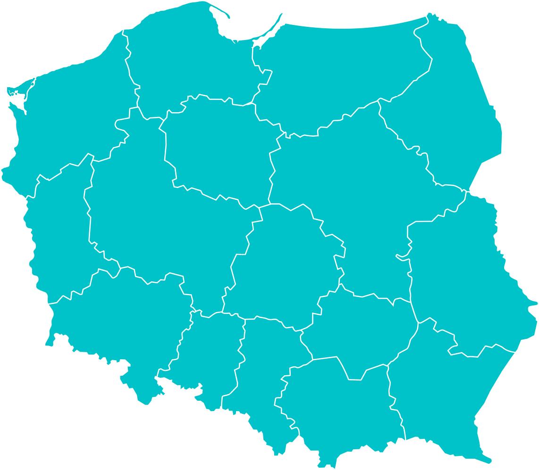 Specjalistyczne usługi sprzątające na terenie całej Polski
